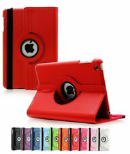 360 Rotating Folio Stand PU Leather Case   For Apple ipad 2/3/4.