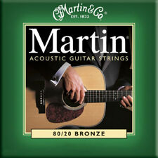 MA540FX Bronze Acoustic Guitar Strings Martin /& Co C.F Light