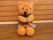 """10"""" Plush Teddy with golf club"""