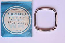 Seiko SA0G07GNS0 Vetro Crystal Glass Uhrenglas Verre Original NOS