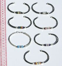 Lot 7 Cuff Ethnic Bracelets Handcrafted Peruvian Jewelry Art Crafts Wholesale