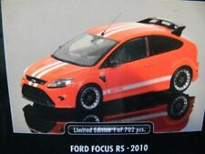 1/18 Minichamps Ford Focus RS 2010 Le Mans Classic Edition rot 1967 Ford MK. IV