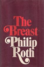 """PHILIP ROTH """"The Breast"""" (1972) SIGNED First Printing HC/DJ in FINE Condition"""