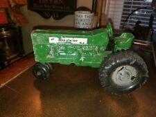 Vintage ~ SLIK Toys ~ Green Tractor
