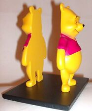Disney Winnie The Pooh 2-Sided 3-D Napkin Holder Letter Holder NIB Too Cute!!