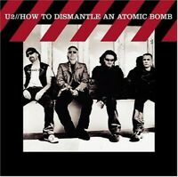 How To Dismantle An Atomic Bomb - U2 - EACH CD $2 BUY AT LEAST 4 2004-11-23 - In