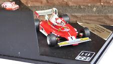 1:43 Quartzo 1976 Ferrari 312T Brazilian GP Winner #1 Nicky Lauda 4052 (20314)