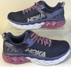 Hoka One One Arahi 2 Running Shoes Trainers Women's Size UK 7.5 EU 41.3