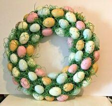 Speckled Easter Egg Wreath