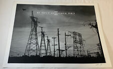 2012 WILCO concert poster ~ Portland Oregon ~ SIGNED NUMBERED 47/210