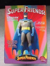 Super Friends Batman Maquette ~ 513/4000 Limited Edition ~ DC Direct 2003