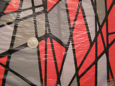 Hydrographics Water Transfer Film 50cm X 50cm Rojo simétrica P&P en Reino Unido