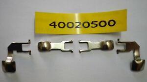 HO Trix Express Schleifersatz 40020500 (2 Stück)