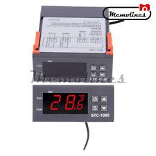 Stc 1000 110v 220v All Purpose Temperature Controller Thermostat Aquarium Sensor