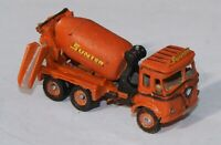 Foden S20 Cement Mixer E50 UNPAINTED N Gauge Scale Langley Models Kit 1/148