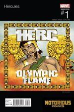 Hercules #1 Hip Hop Variant Marvel Comics 1st Print