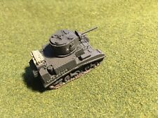 1/100th 15mm WWII US Painted M3 Light Tank Model