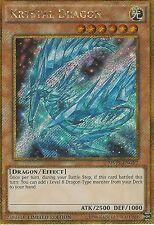 YU-Gi-Oh card: KRYSTAL Dragon-GOLD SECRET RARE gp-mvp1 - engv 2-EDIZIONE LIMITATA