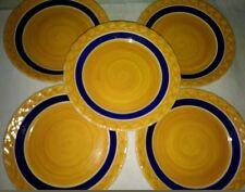 Antico servizio 6 +5  piatti nice extra stone 1871 villanova mondovi  vintage