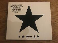 David Bowie - Blackstar (CD 2016)