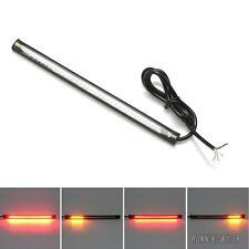 Motorcycle motorbike 32-LED Strip Lights  Flexible Tail Turn Signal Brake Light