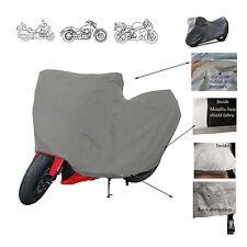 DELUXE TRIUMPH ROCKET III CLASSIC MOTORCYCLE BIKE COVER