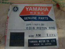 Genuine NOS Yamaha Piston Ring 2nd OS 0.50 mm RT1 RT1B RT1MX 284-11611-20