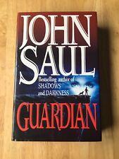Guardian - John Saul - First Edition 1993 - Hardback Book - 1st