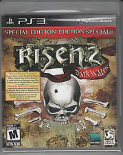 Risen 2: Dark Waters -- Special Edition (Sony PlayStation 3, 2012) *NEW*