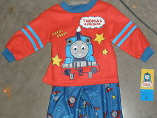 NEW Thomas the Tank & Friends pjs pajamas size 12 months