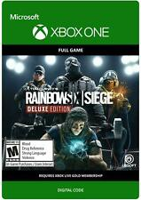 Tom Clancy's Rainbow Six: Siege Deluxe Edition (Xbox One) - Digital Code (UK)