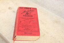 guide rouge Michelin France 1964  (voir photos)