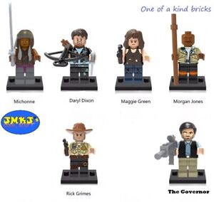 TV Movie Characters Custom Minifigures Brick Block USA Seller NIP