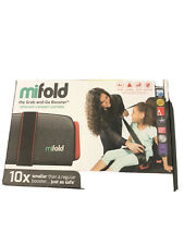Mifold Grab-and-Go Car Booster Seat Slate Grey
