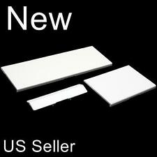 3 White Replacement Door Slot Cover Lid Part for Nintendo Wii Console System New