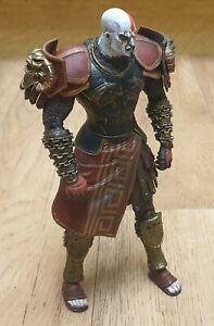 God of War 2 Kratos in Ares Armor Neca 2007 Action Figure Model Greek Greece