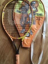 Kinder-Tennisschläger Wilson mit Hülle