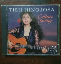Tish Hinojosa, Culture Swing - 1992 CD ex cond