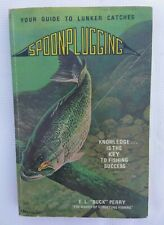 VTG Spoonplugging Your Guide To Lunker Catches Fish Fisherman 1st Edition Lures