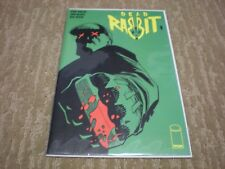 Dead Rabbit #1 (2018) Image Comics Cover A 1st Print RECALLED NM/MT