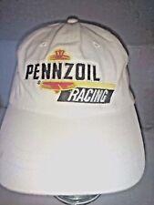 PENNZOIL Motor Oil Racing Hat  Cap