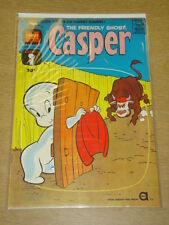 CASPER THE FRIENDLY GHOST #34 FN- (5.5) HARVEY COMICS JUNE 1961