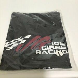 SEALED Joe Gibbs Racing Team Issued Large ITC T-shirt NASCAR Busch Truex Burton