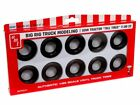 AMT ~ general hobby plastic models 1/25 Semi Truck Tall Tires Pack AMTPP028