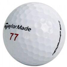 100 Aaa+ Taylormade Aero Burner Soft Used Golf Balls