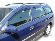 con Abe delantero para Opel Astra H Caravan coche 5-puertas ClimAir derivabrisas