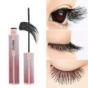 4D Starry Sky Silk Fiber Lash Mascara Eyelashes Long Makeup Waterproof Y7S6