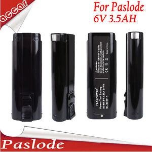 4X Battery For Paslode 6V 3.5AH 404717 IM50 IM65 IM350A 900600 902200 900400 AU