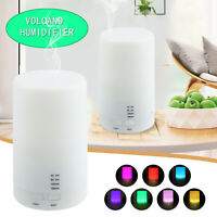 White Dolphin Mini USB Air Humidifier Aroma Diffuser With Changing LED Air Vapor