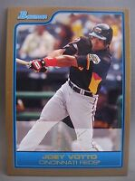 2006 Bowman Draft Future's Game Prospects Gold #8 Joey Votto